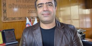 """Diyarbakır Diyanet-Sen Şube Başkanı Evsen: """"Başörtüsü anayasal güvence altına alınmalı"""""""