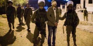 Zionist gangs kidnap three Palestinians in night raids