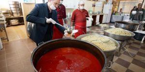 Adıyaman'da ihtiyaç sahiplerine dağıtılacak sıcak yemek projesi iptal edildi