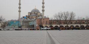 İstanbul tarihinin en sakin günlerini yaşıyor
