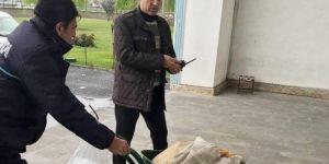 Diyarbakır'da fırınlar denetlendi, açıkta satılan ekmekler toplandı