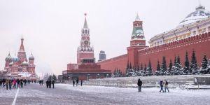 Coronavirus salgını nedeni ile Moskova'da sokağa çıkma yasağı ilan edildi