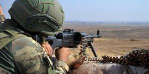 MSB: Barış Pınarı bölgesinde 9 PKK/YPG'li öldürüldü