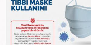 Tıbbi maske nasıl kullanılır, kullanırken nelere dikkat edilmesi gerekir?