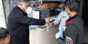 Barış Pınarı Bölgesinde Coronavirus'e karşı bilinçlendirme çalışmaları sürüyor