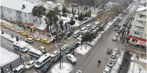 Tatvan'da 3 köy ve 6 farklı mahallede bulunan 10 apartman karantinaya alındı