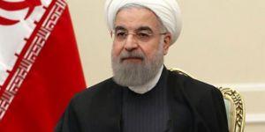 Ruhani: Coronavirus'ün yayılması İran'da yavaşlamıştır