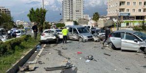 İskenderun'da feci kaza: 5 ölü, 15 yaralı