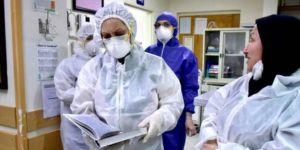 Death toll from coronavirus reaches 3,294 in Iran