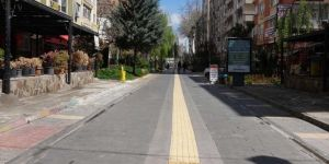 Diyarbakır'da 20 yaş altı gençler sokağa çıkma yasağına uydu