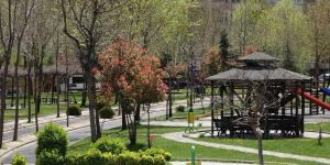 Diyarbakırlılar hafta sonu olan park yasağına uydu