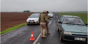 Viranşehir'de 302 kişiye yasaklara uymama gerekçesi ile cezai işlem uygulandı