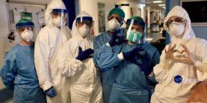 İspanya'da binlerce sağlık çalışanı Coronavirus'e yakalandı