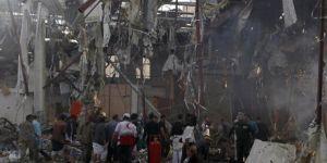 Suudi rejimi insani krizin yaşandığı Yemen'e 50 hava saldırısı düzenledi