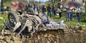 PKK'nin katlettiği köylülerden geriye ceset parçaları kaldı!