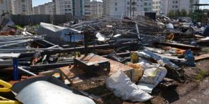 Diyarbakır'da hurdacılar alınan karara uydu