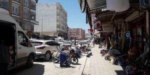 Akçakaleliler yasağın ardından tekrar sokaklara çıktı