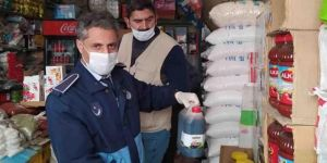 Viranşehir'de 55 iş yerinin hijyen ve sağlık denetimi yapıldı