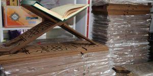 Ramazan öncesi Kur'an-ı Kerim, rahle ve dini kitaplara rağbet arttı