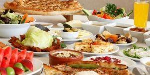 Ramazan'da yeme içme sloganınız her öğün sebze olsun