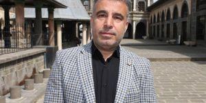 """Diyarbakır Ulu Camii İmamı Yağmur: """"Camilerde yaptığımız ibadetleri evlerimize taşıyalım"""""""