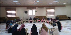 Adıyaman'da hafızlık eğitimini tamamlayan 21 kız öğrenciye icazetleri verildi