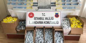 Eczaneden aldıkları ilaçları uyuşturucu yapımında kullanan 2 kişi yakalandı