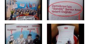 İBB Başkanı İmamoğlu'nun 23 Nisan hediyesi kolilerinden siyasi propaganda çıktı
