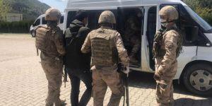 Kurtalan'da uyuşturucu ticareti yapan şahıs gözaltına alındı