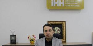 İHH Adıyaman şubesinden Ali Erbaş'a destek açıklaması