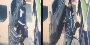 Derik'te sokağa çıkma kısıtlaması denetimlerinde esnafa tokat atan polis, görevden uzaklaştırıldı