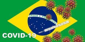 Brezilya'da, Coronavirus nedeniyle 474 kişi daha hayatını kaybetti