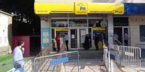 Adıyaman'da PTT'nin sistemi çökünce ödemeler haftaya kaldı