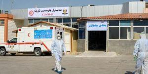 Erbil'de 5 kişide Covid-19 vakası tespit edildi