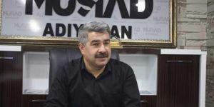 MÜSİAD Adıyaman şubesinden Ali Erbaş'a destek açıklaması