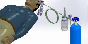Tek kullanımlık solunum cihazı için çalışma başlatıldı
