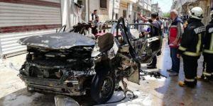 El Bab'da patlama: Bir ölü