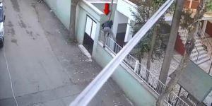 Gaziantep'te camide hırsızlık yapan şahıs tutuklandı