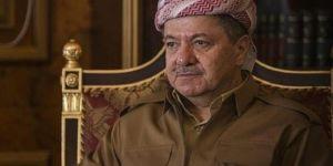 """KDP Genel Başkanı Mesud Barzani: """"Kazimi'nin sorunları çözmesini umuyorum"""""""