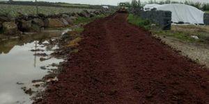 Bağlar Belediyesi, 5 mezranın yolunu tamamladı