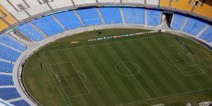 Brezilya'da dünyaca ünlü Maracana Stadyumu salgın nedeni ile hastaneye dönüştürülüyor