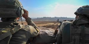 Barış Pınarı bölgesinde 3 PKK/YPG'li öldürüldü