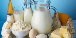 Ticari süt işletmelerince mart ayında 878 bin 593 ton inek sütü toplandı