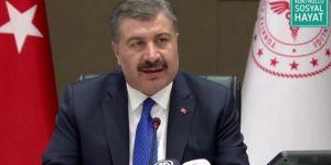"""Sağlık Bakanı Koca: """"Türkiye'de Coronavirus salgını şu anda kontrol altında"""""""