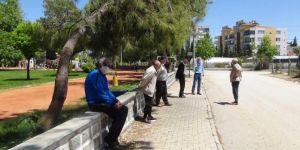 Adıyaman'da pazar günü parklar 65 yaş üstü vatandaşlara ait olacak