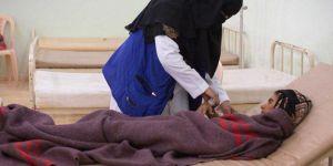 Yemen'de kolera salgınında vaka sayısı her geçen gün artıyor