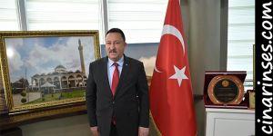 Bağlar Belediye Başkanı Hüseyin Beyoğlu'ndan Kadir Gecesi mesajı