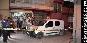 Adana Seyhan'da bakkala silahlı saldırı