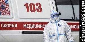 The number of coronavirus cases exceeds 300,000 in Russia