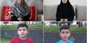 Zarokên Rihayî daxwaz dikin ku Quds demildest bê azadkirin